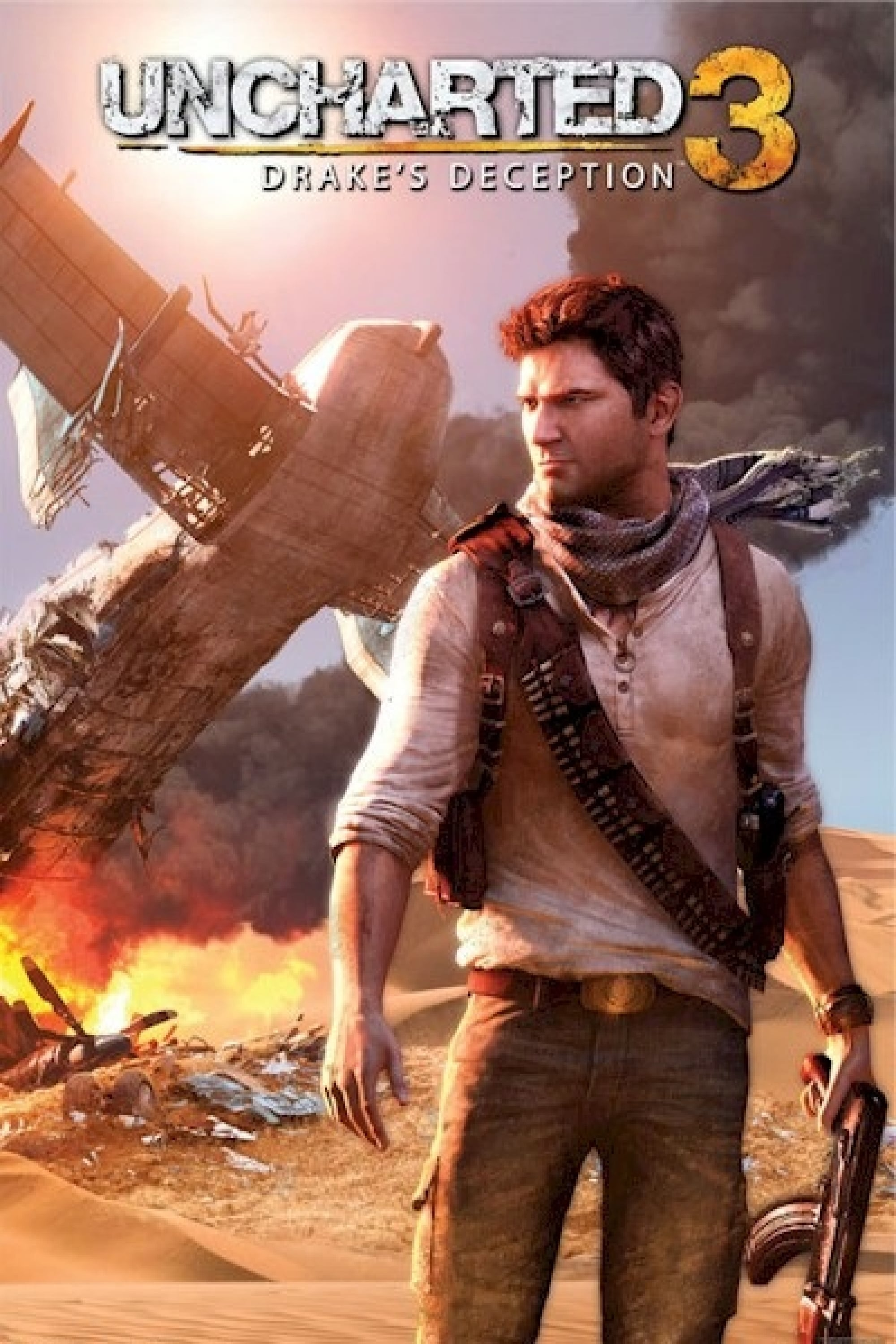 Ver Uncharted 3: Drake's Deception Online HD Español (2011)