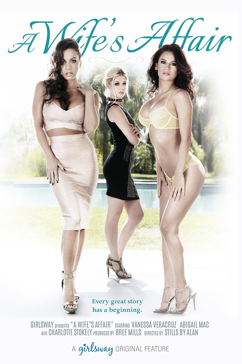 Ver A Wife's Affair Online HD Español (2015)