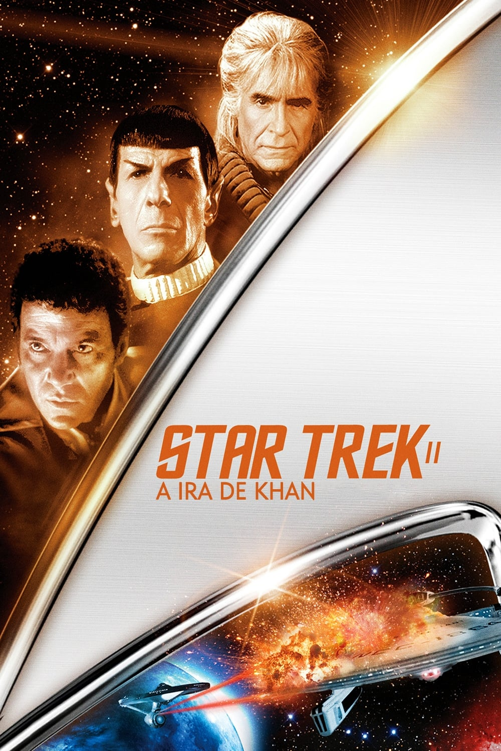 a review of the star trek movie the wrath of khan Film review: star trek ii: the wrath of khan of how great and how fun this movie is ricardo montalbán as khan noonien singh is film review: star trek.
