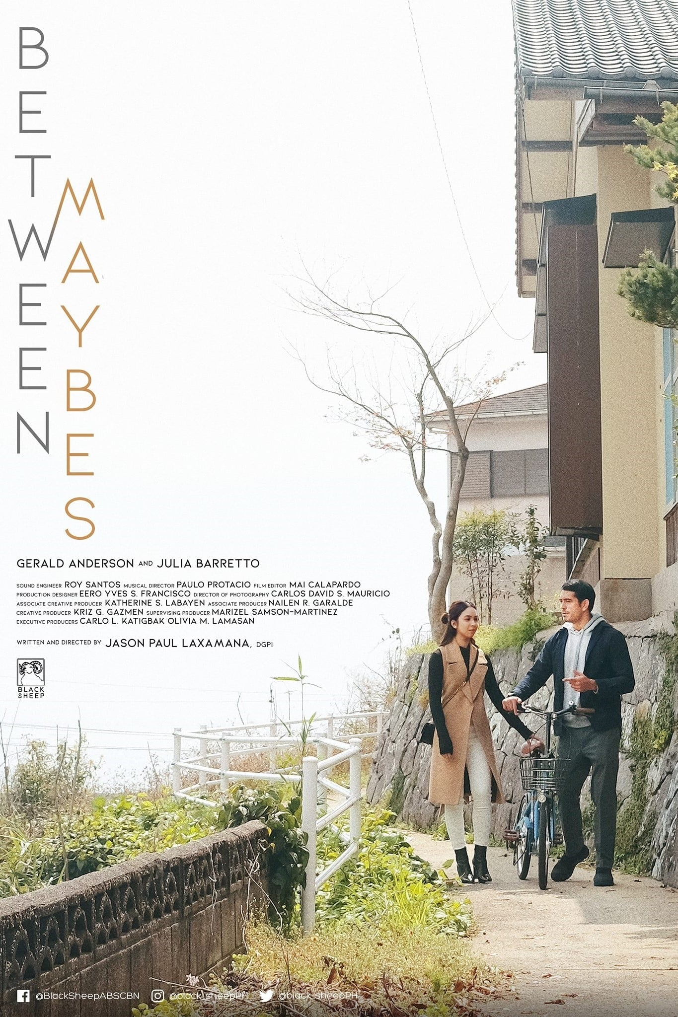 Between Maybes