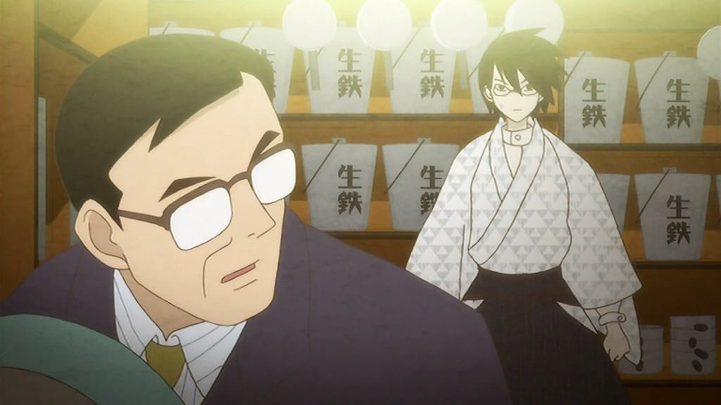 Sayonara zetsubou sensei legendado ep 1 - 4 1