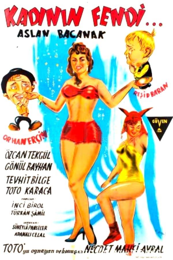 Ver Kad?n?n Fendi Online HD Español (1955)