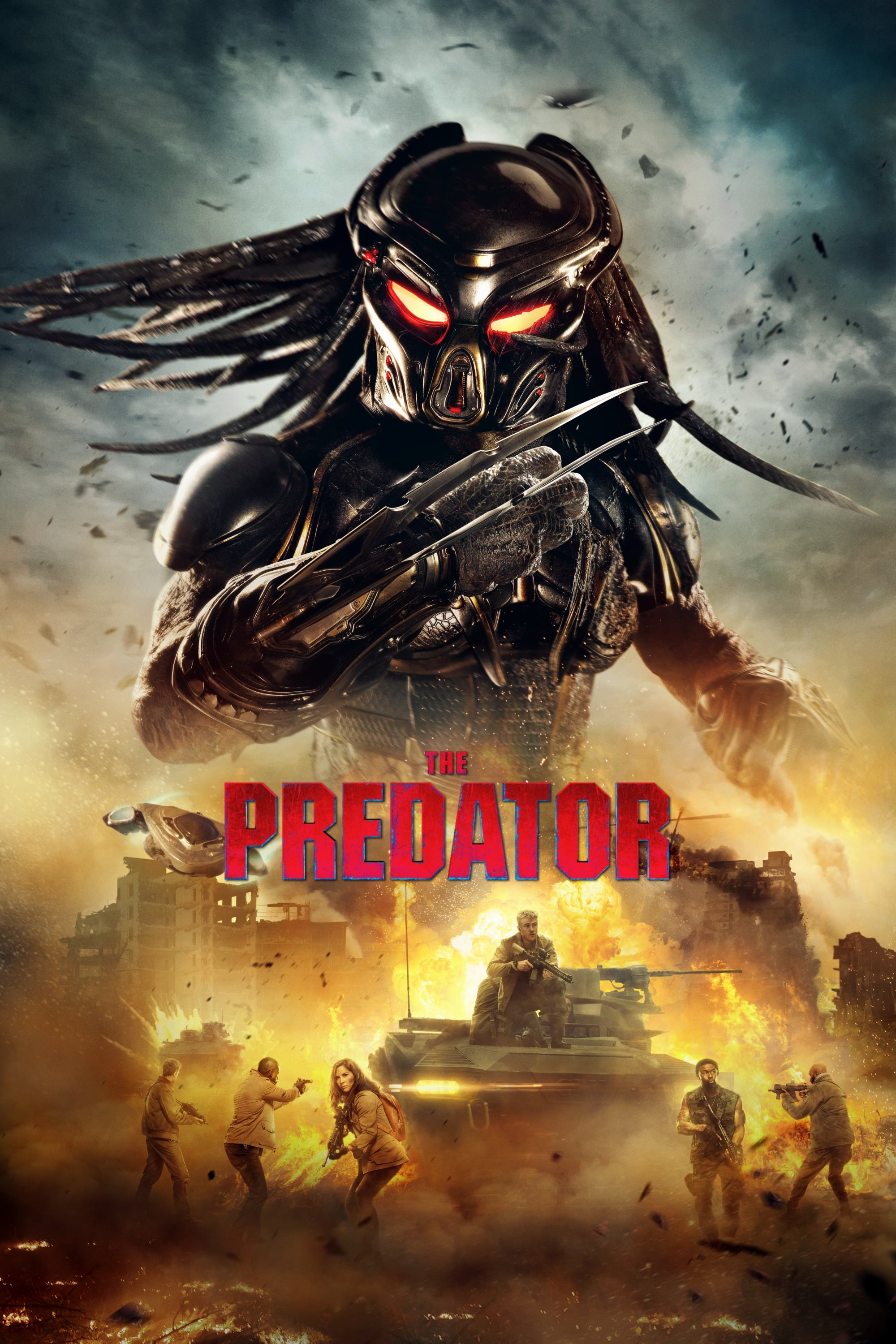 predator upgrade stream hd