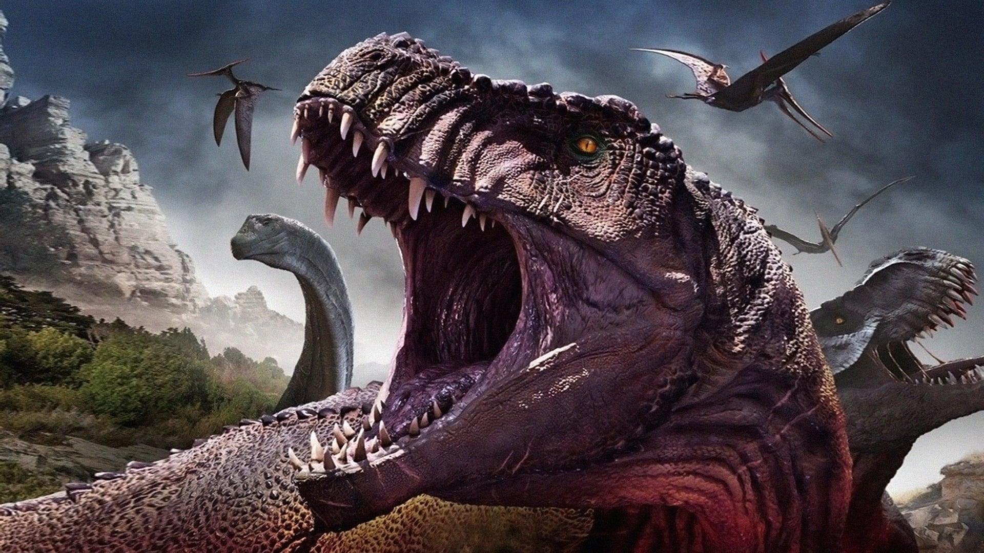 DESCARGAR The Jurassic Games (2018) pelicula completa en español latino Gratis