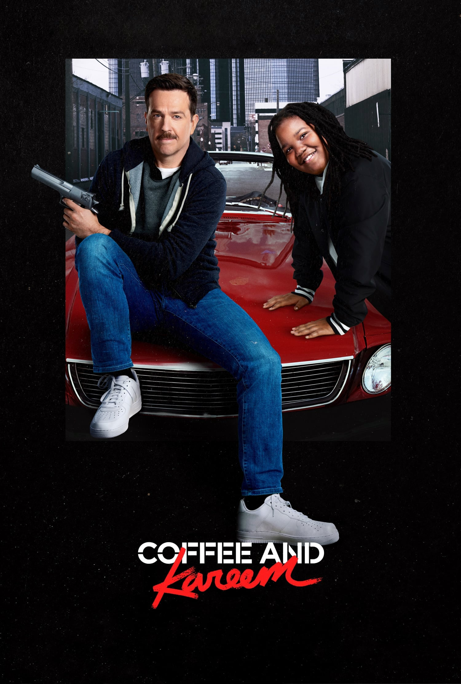 Coffee & Kareem (2020) - Posters — The Movie Database (TMDb)