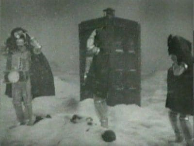 Doctor Who Season 4 :Episode 6  The Tenth Planet, Episode Two