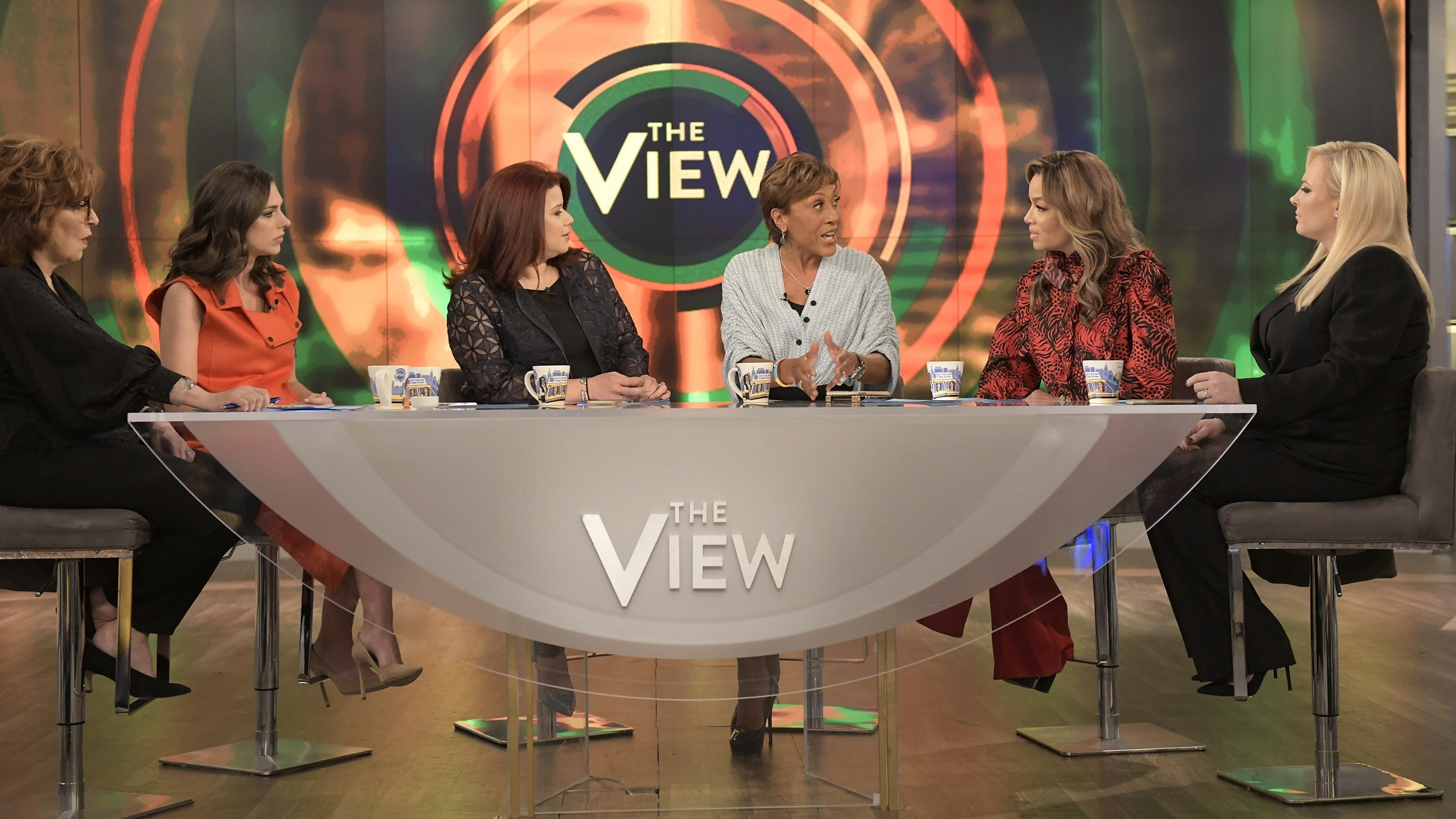 The View Season 23 :Episode 83  Alicia Menendez and Robin Roberts