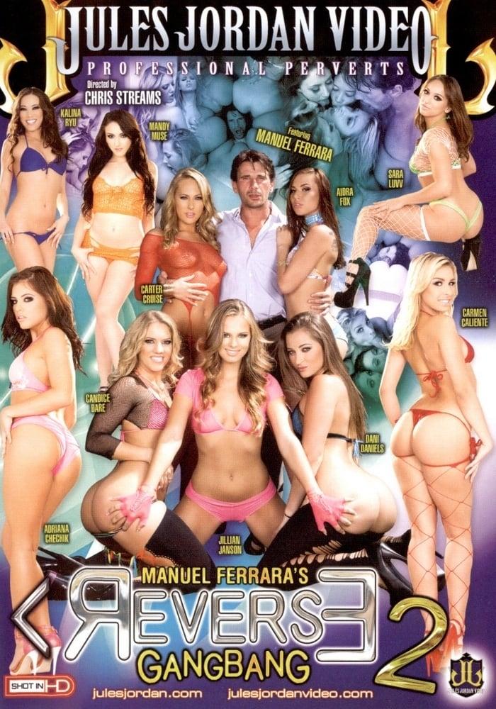 Ver Manuel Ferrara's Reverse Gangbang 2 Online HD Español (2014)