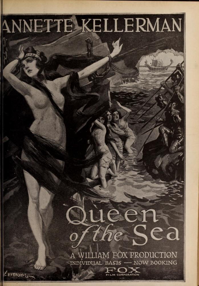 Queen of the Sea (1918)