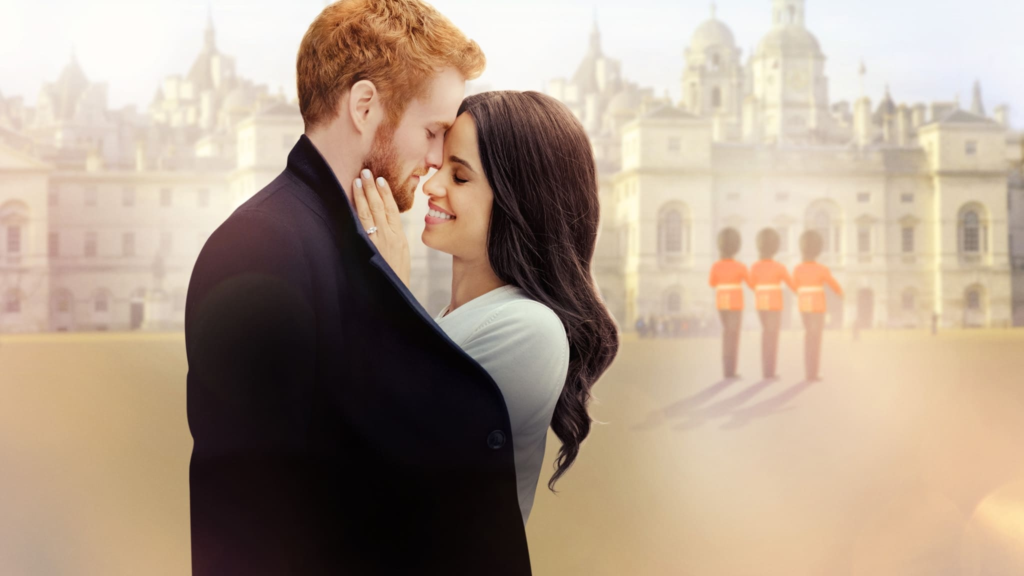 Quand harry rencontre meghan : romance royale en streaming. La datation.