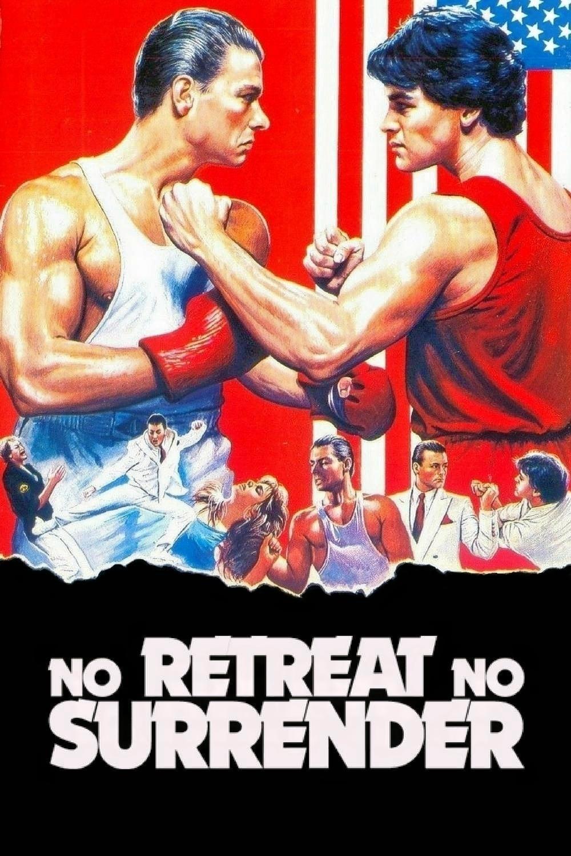 No Retreat No Surrender Deutsch