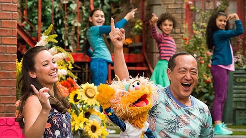Sesame Street Season 50 :Episode 8  A Recipe for Dance