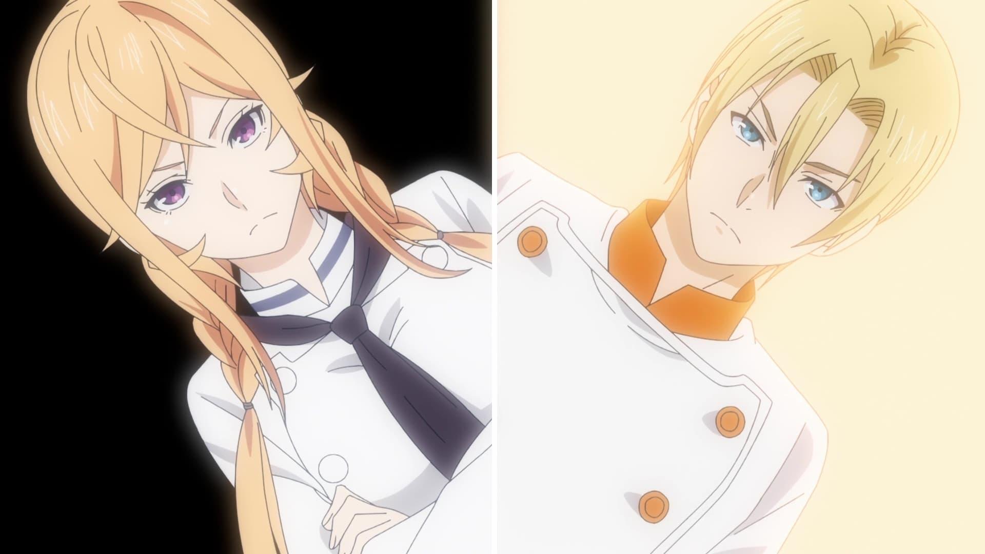 Food Wars! Shokugeki no Soma Season 5 :Episode 9  The God Tongue's Despair