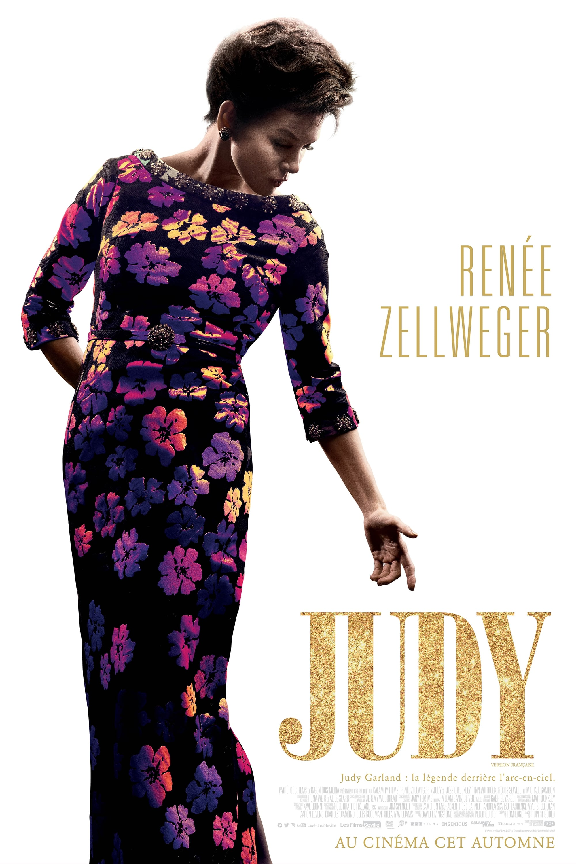 Poster and image movie Film Judy 2019