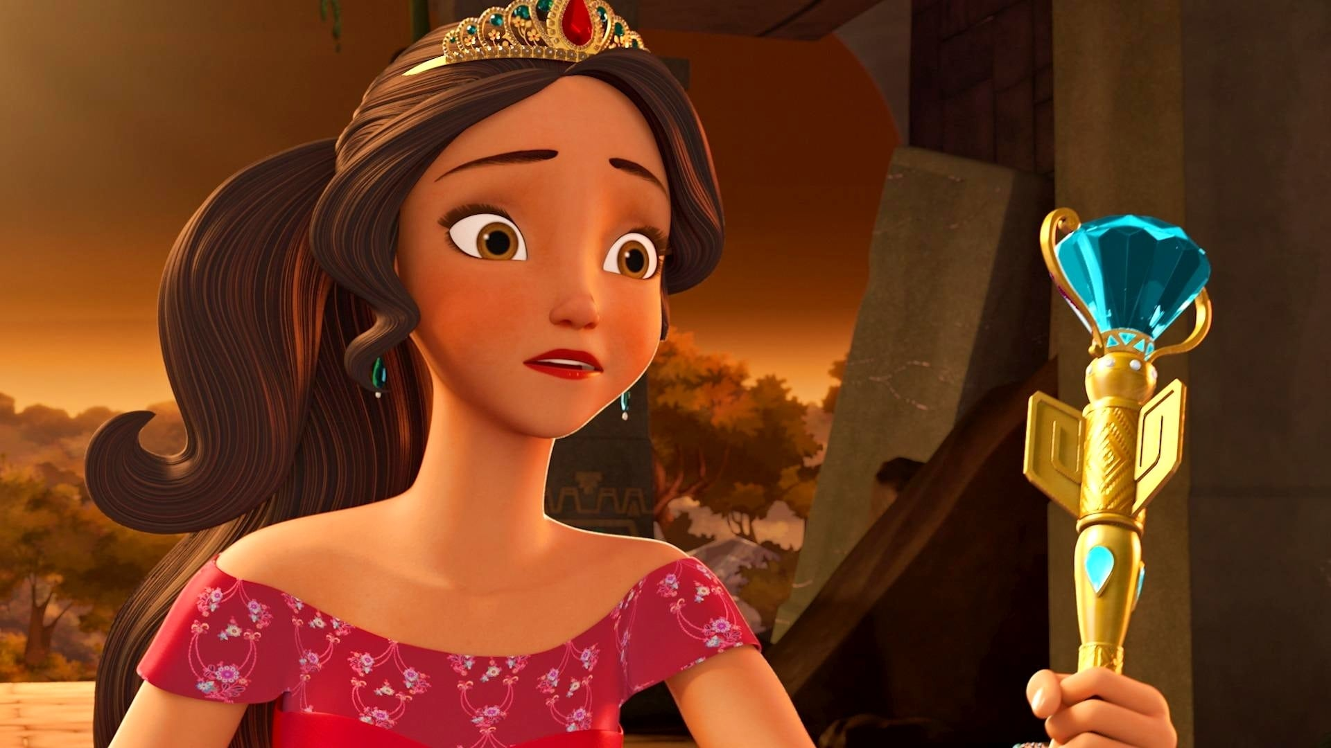 Elena of Avalor Season 1 :Episode 10  The Scepter of Light