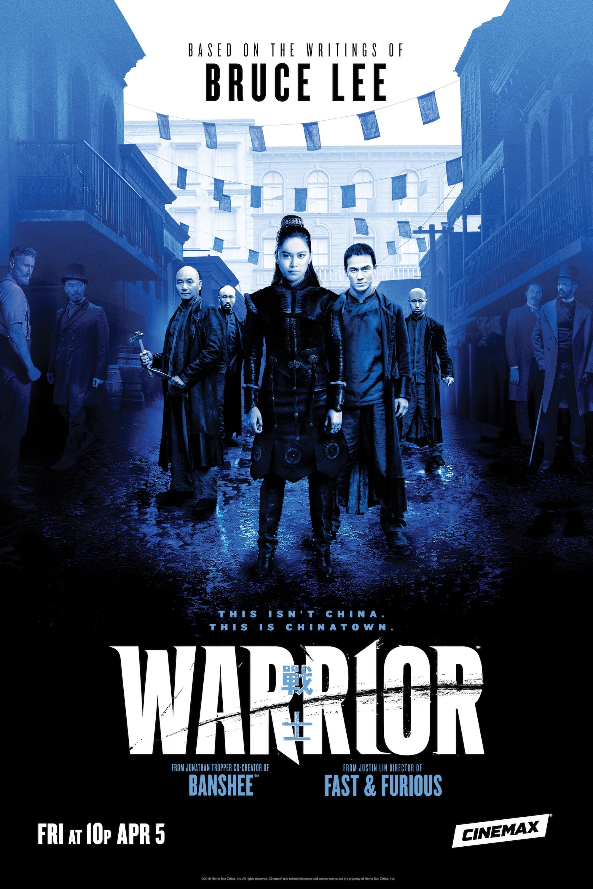 Warrior Season 1 Complete