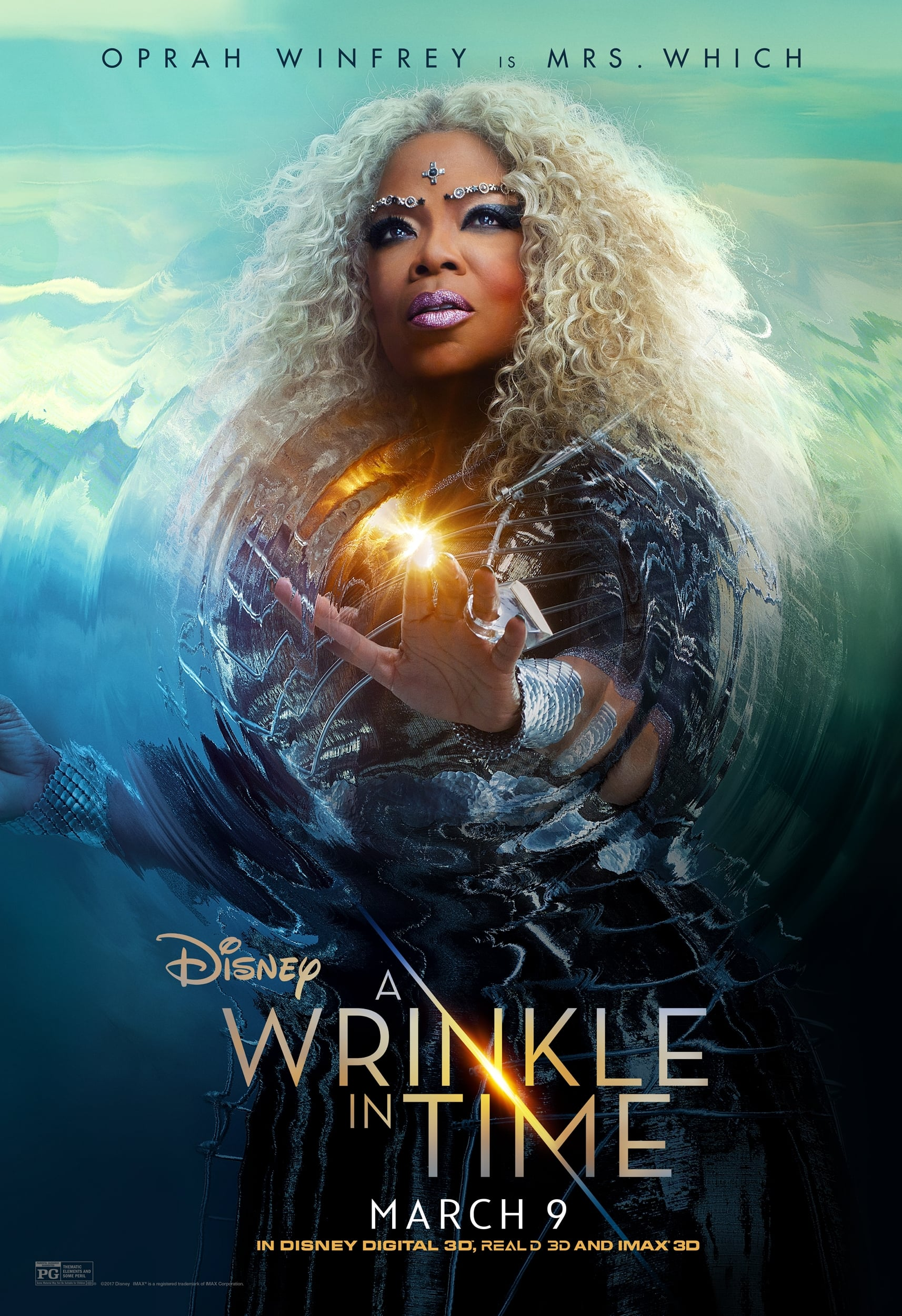Laiko vingis / A Wrinkle in Time (2018) online