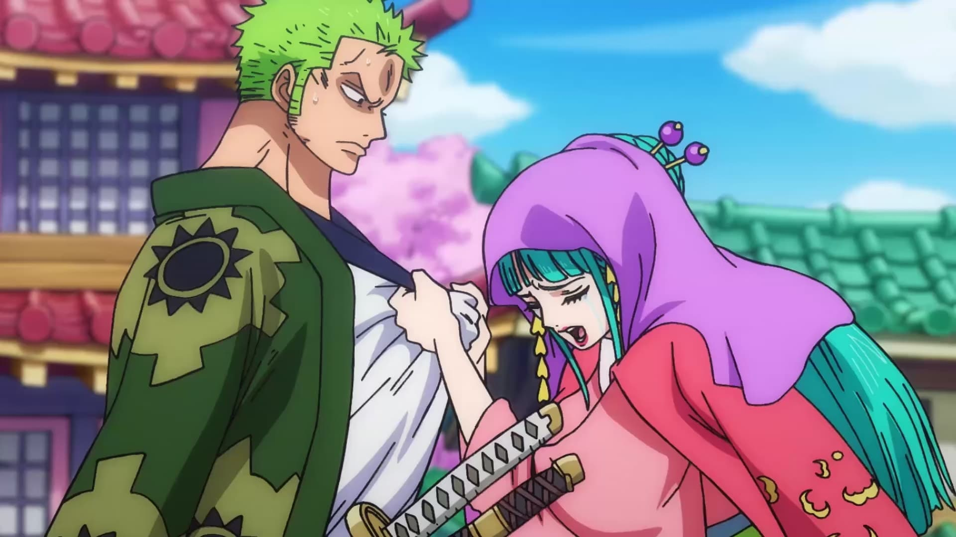 One Piece Season 21 :Episode 940  Zoro's Fury! The Truth About the Smile!