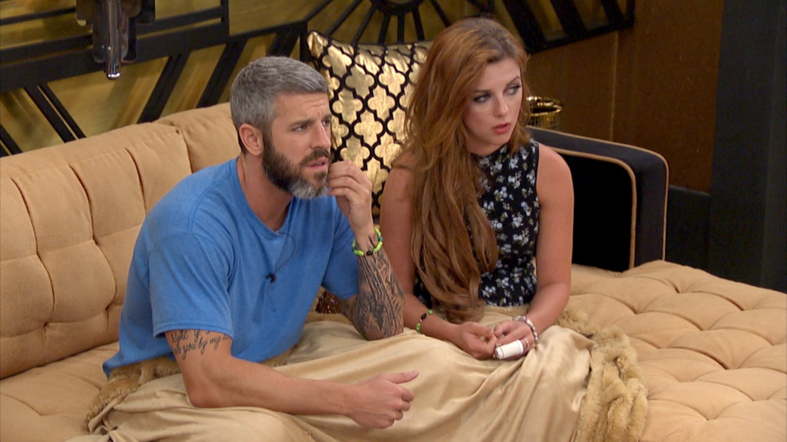 Big Brother Season 19 :Episode 22  Temptation Competition #3; Nominations #7