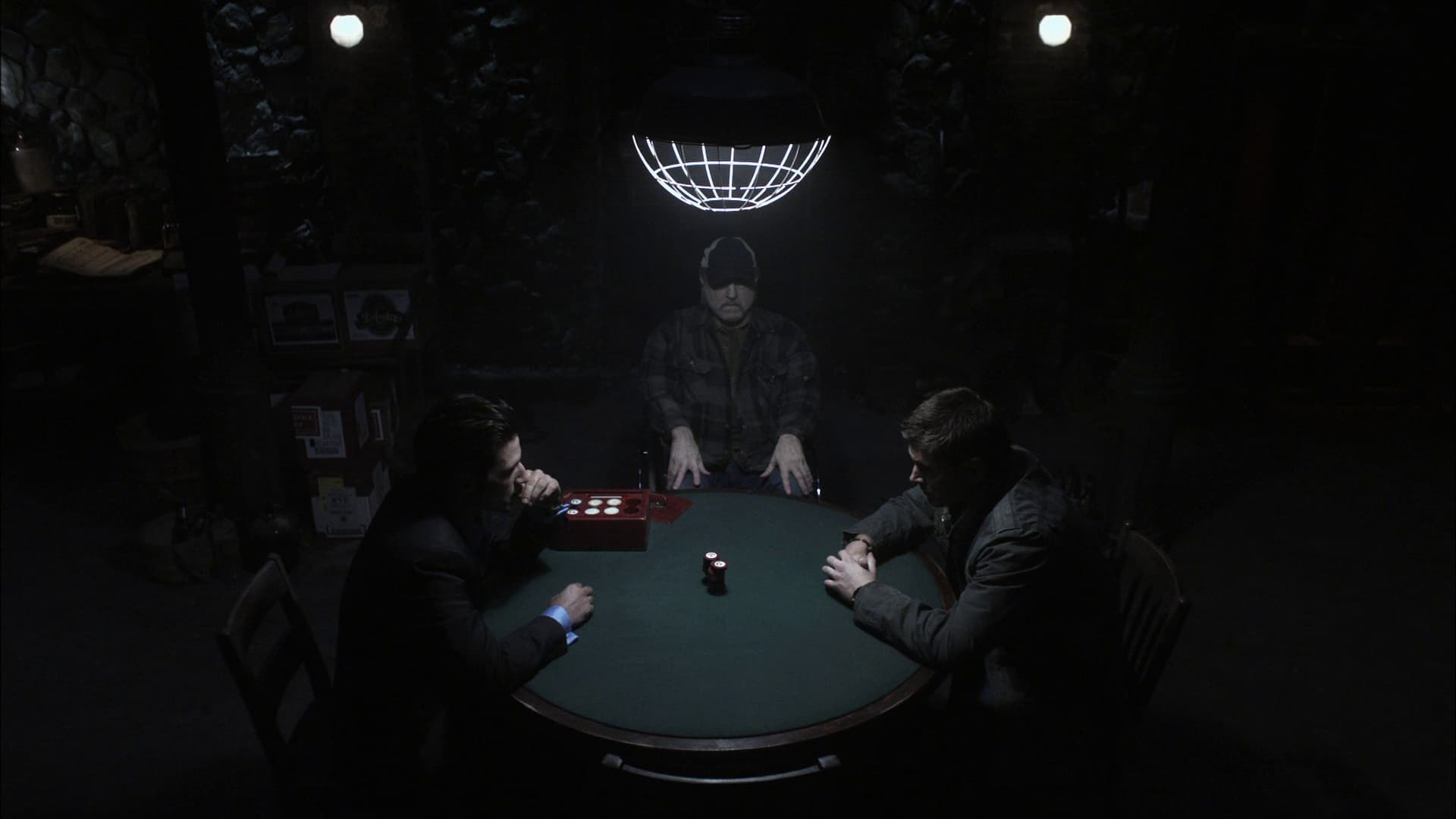 Supernatural Season 5 :Episode 7  The Curious Case of Dean Winchester