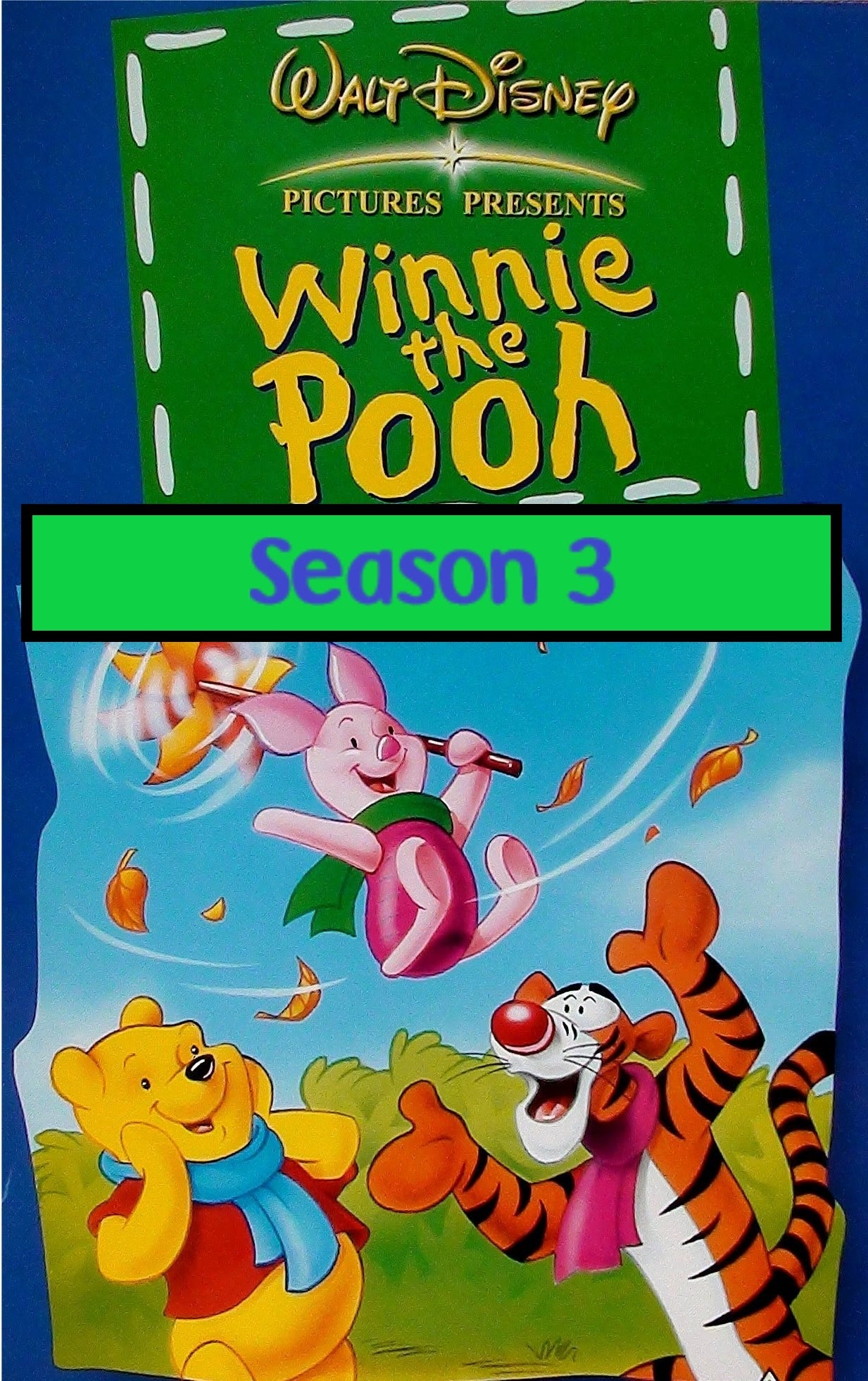 The New Adventures of Winnie the Pooh Season 3