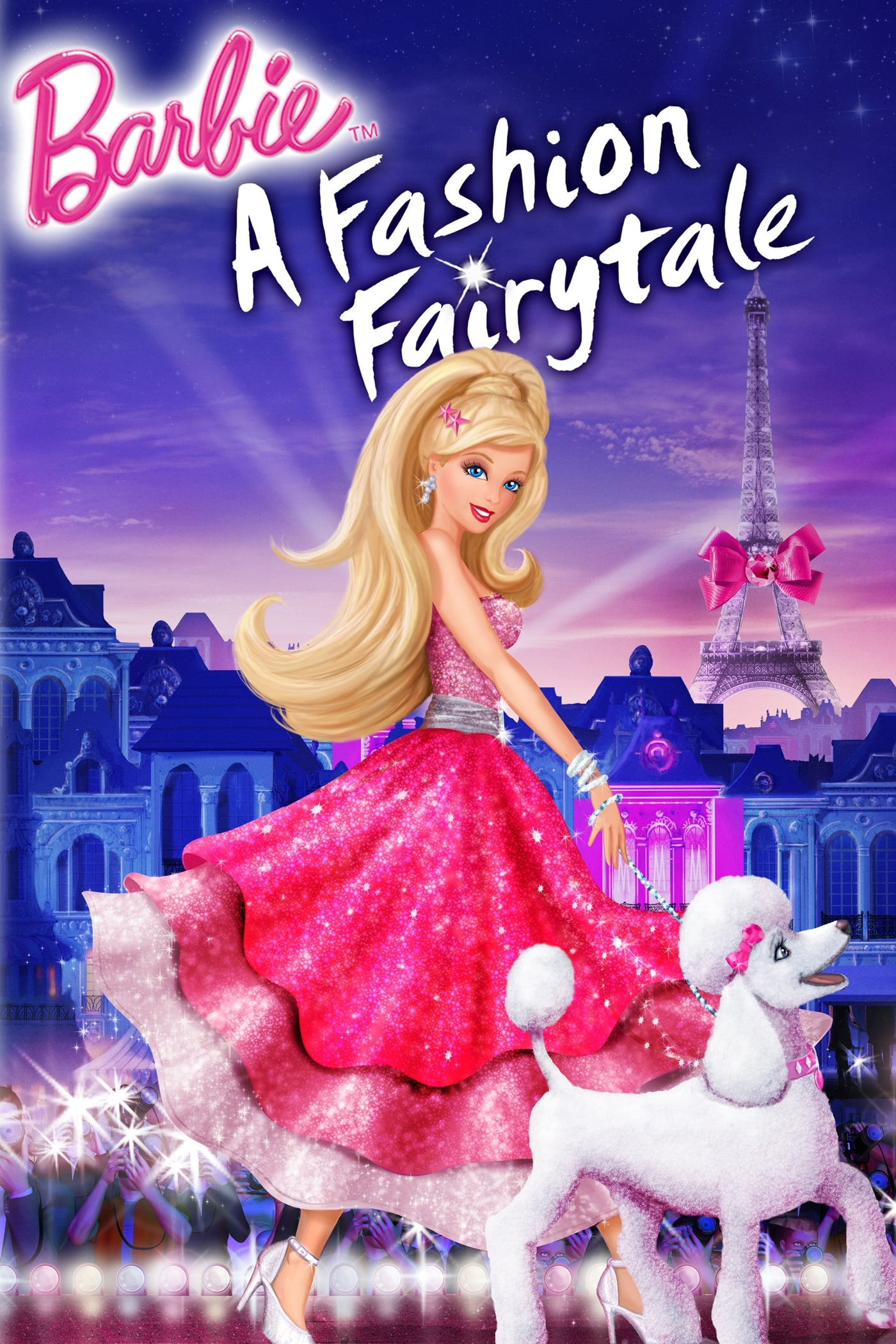 Barbie A Fashion Fairytale 2010 The Movie
