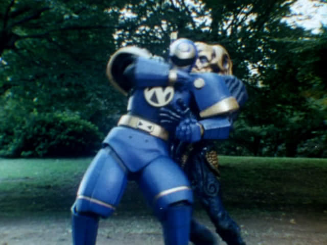Super Sentai Season 18 :Episode 42  Ninja Power Hijacked!