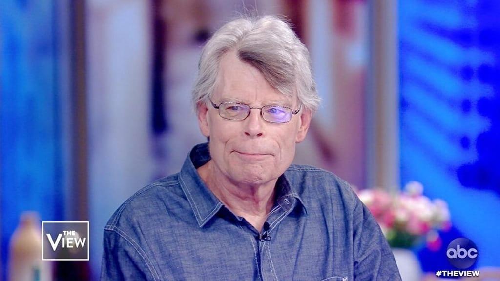The View Season 23 :Episode 7  Stephen King