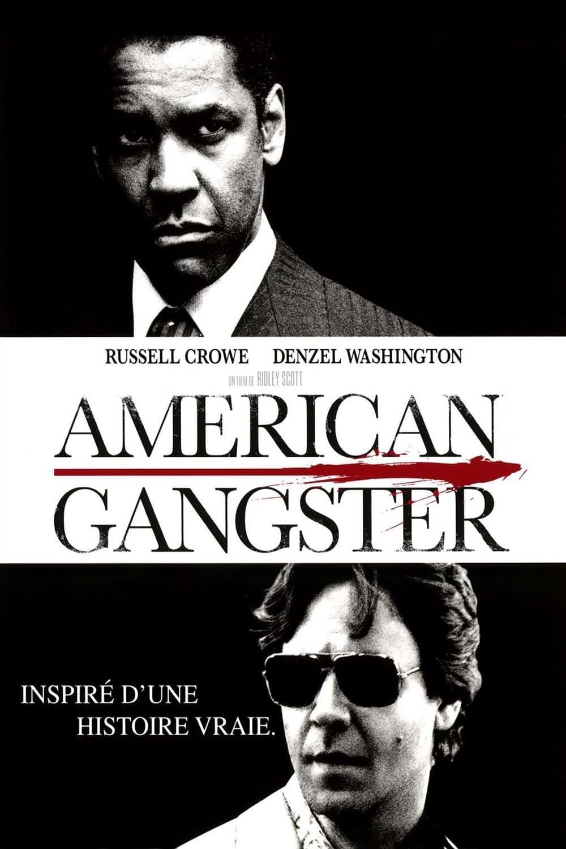 O Gângster poster, capa, cartaz