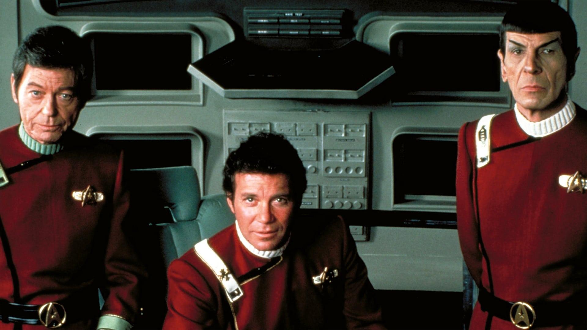 Viaje a las Estrellas 2: La ira de Khan