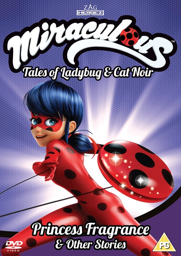 Miraculous: Tales of Ladybug and Cat Noir - Princess Fragrance & Other Stories Vol 3 (2018)