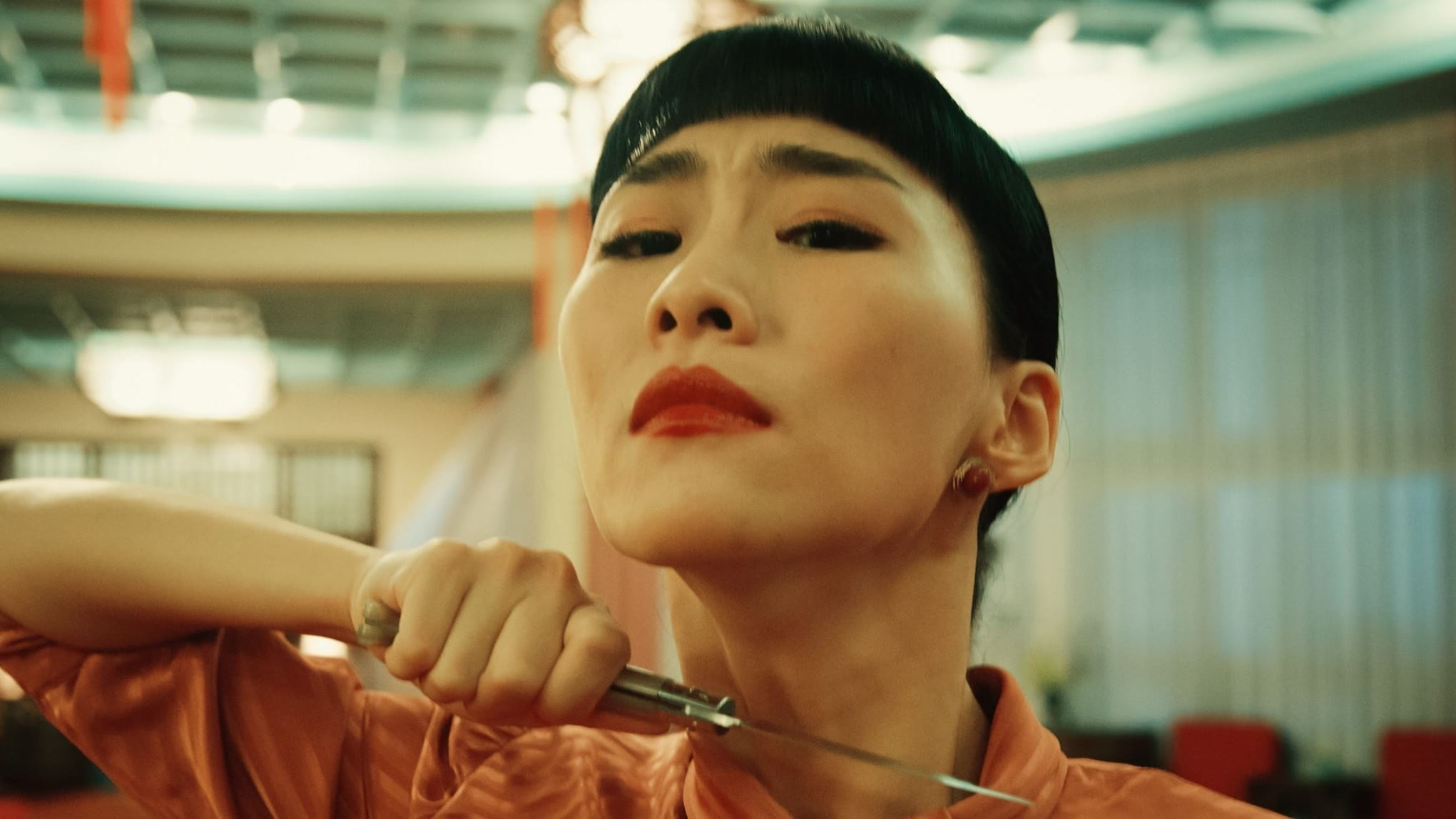 Filmszene aus Nina Wu