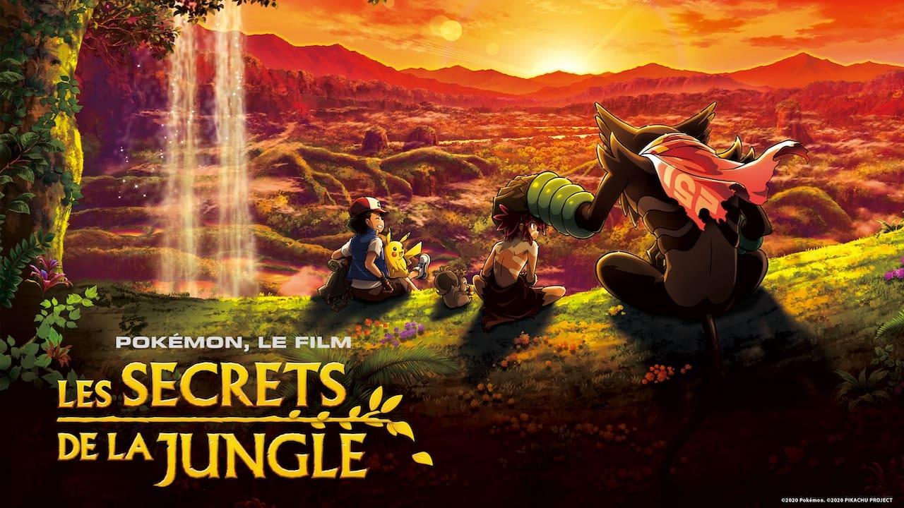 Pokémon, la película: Los secretos de la selva