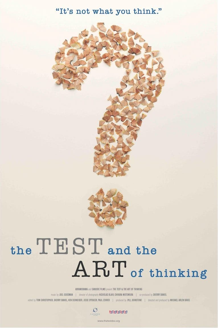 The Test and the Art of Thinking (2018)