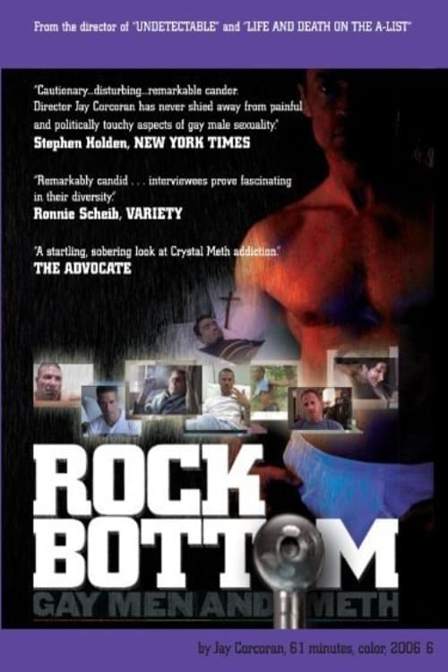 Ver Rock Bottom: Gay Men & Meth Online HD Español (2006)