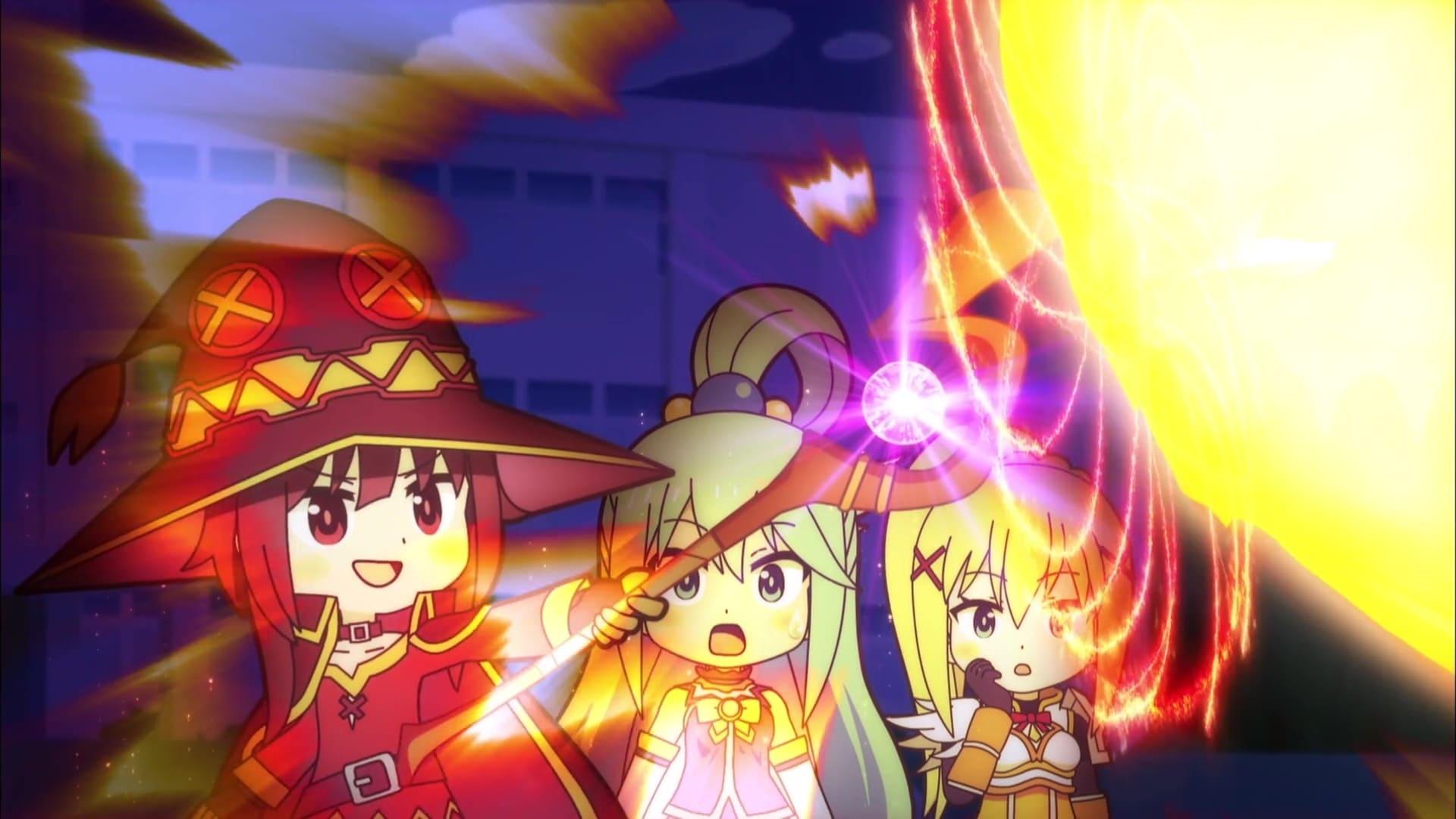 Isekai Quartet Season 1 :Episode 10  Join In! Rivals