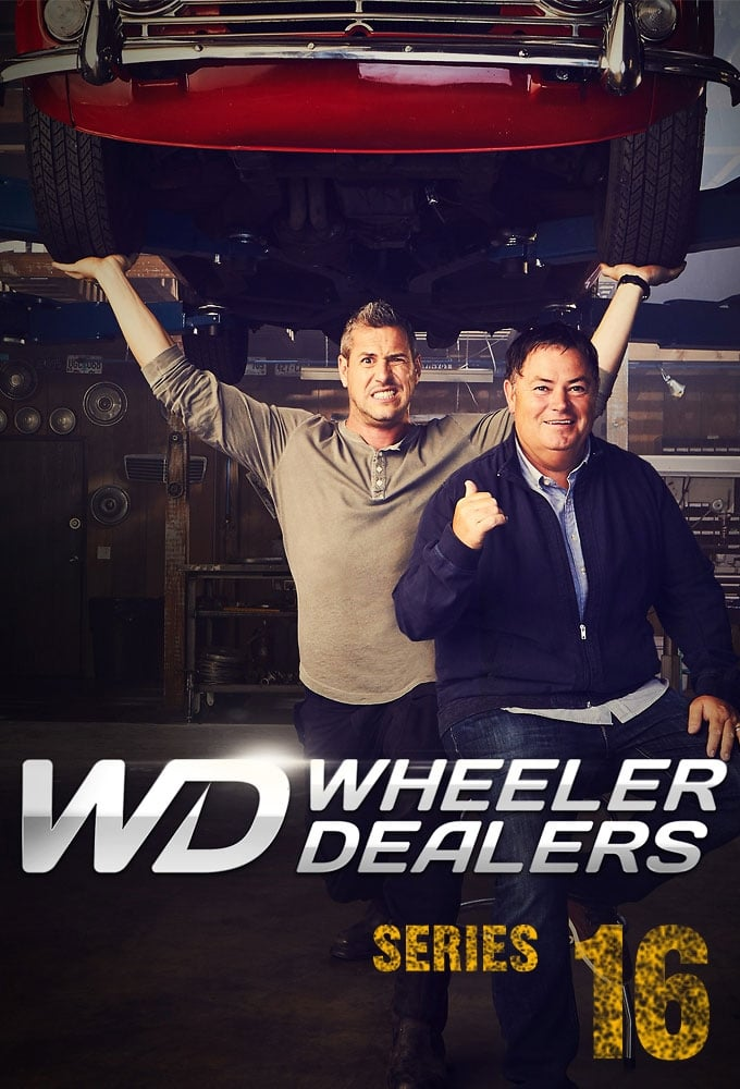Wheeler Dealers Season 16