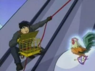 Jackie Chan Adventures Season 3 :Episode 6  When Pigs Fly