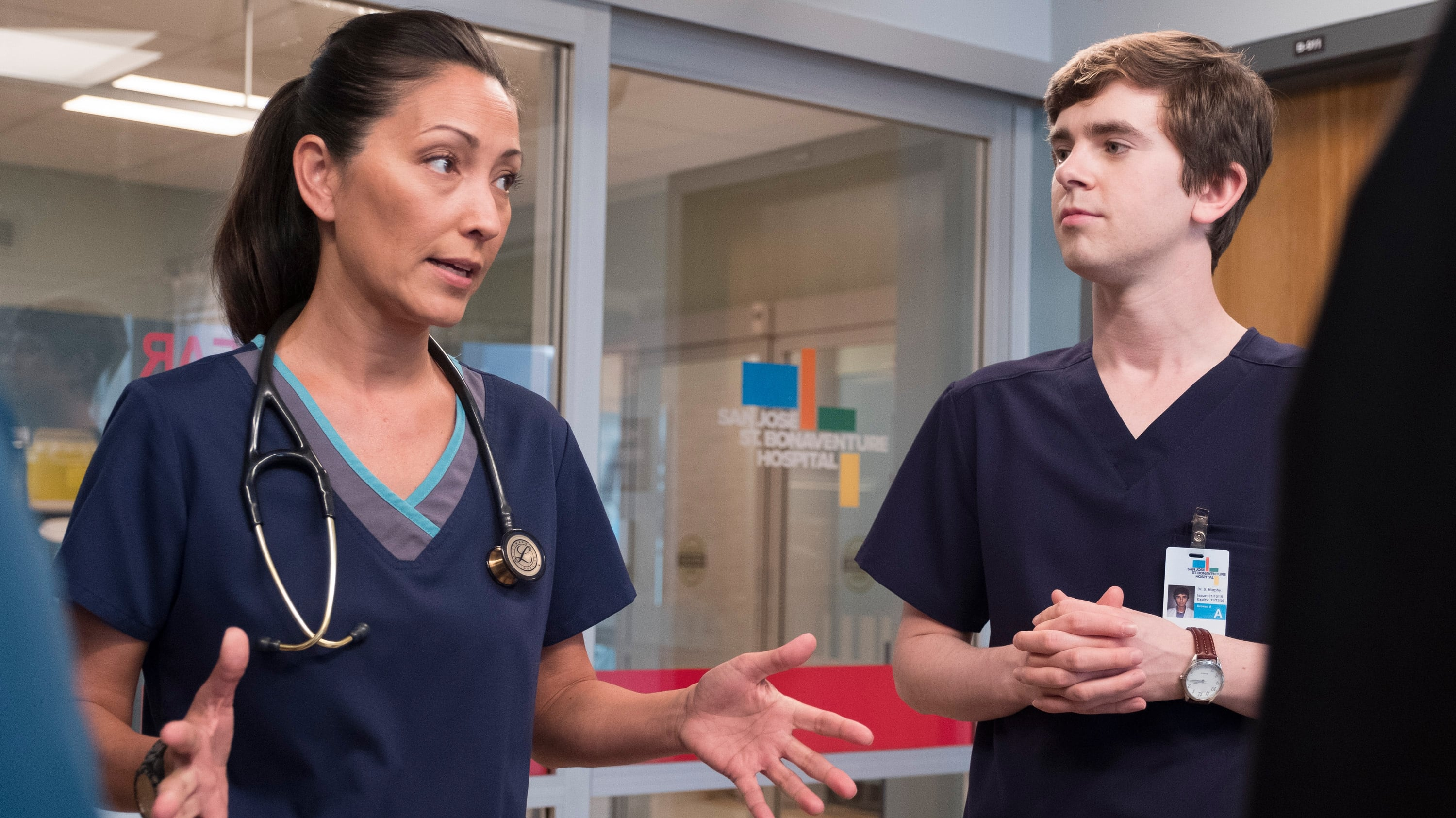 The Good Doctor Season 2 :Episode 10  Quarantine (1)