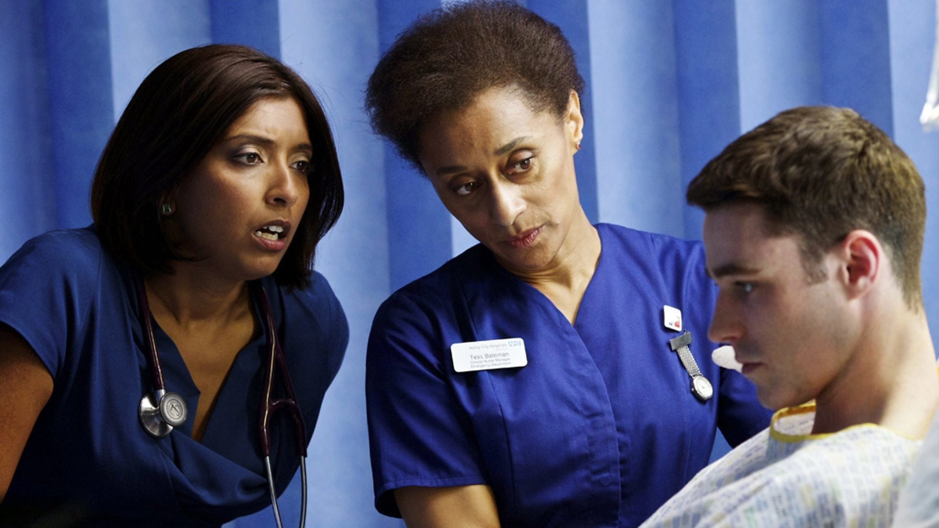 Casualty Season 27 :Episode 10  Seeing in the Dark