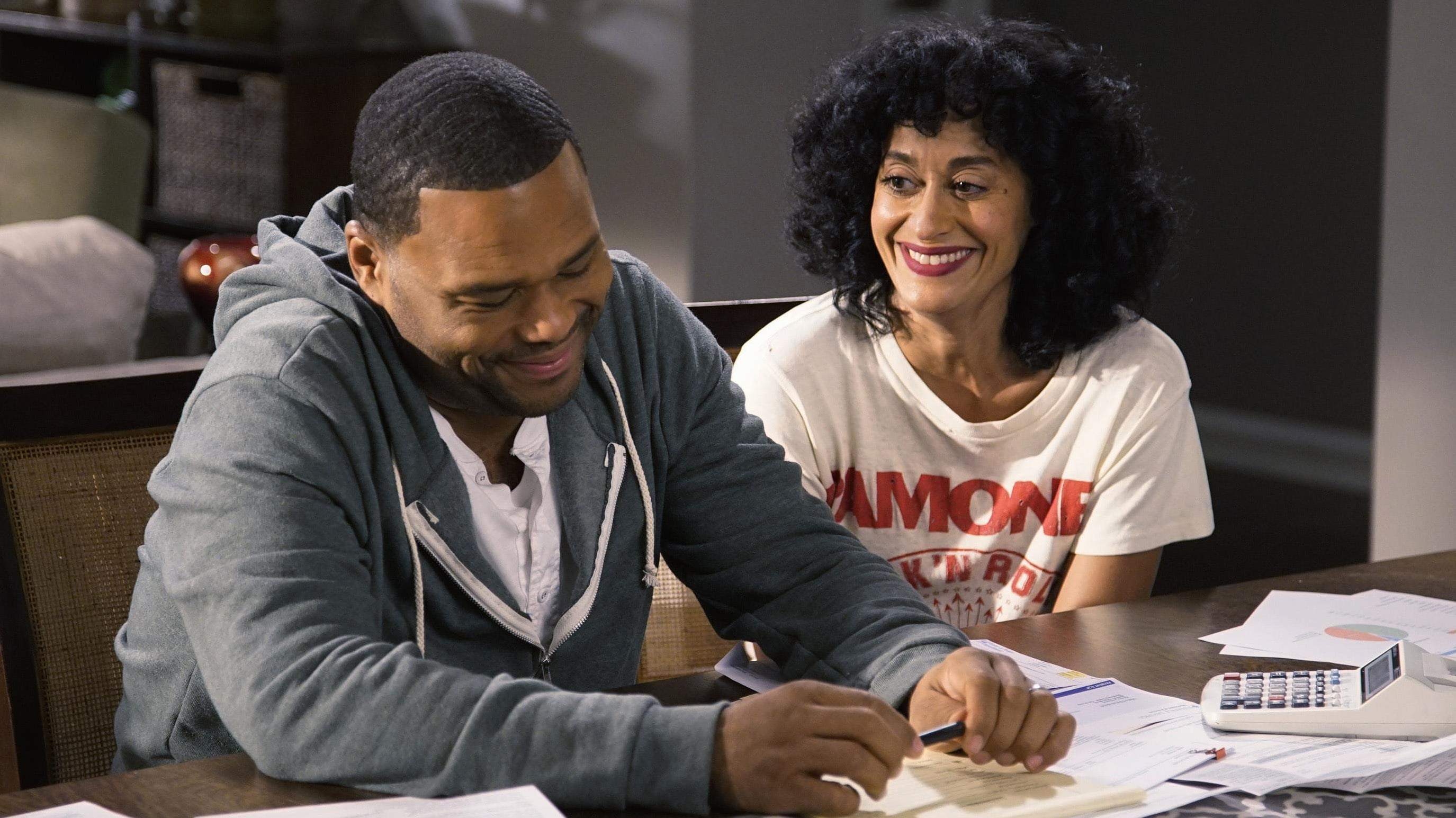black-ish Season 2 :Episode 13  Keeping Up with the Johnsons