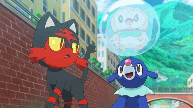 Pokémon Season 20 :Episode 16  They Might Not Be Giants!