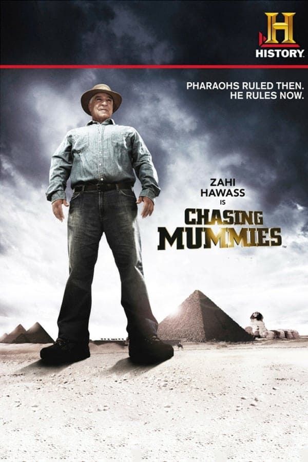 Chasing Mummies TV Shows About Egypt
