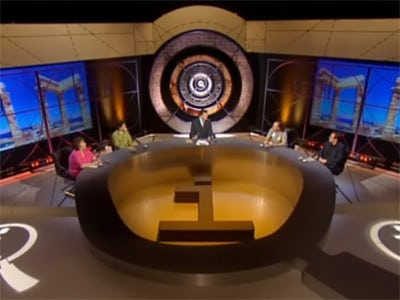 QI Season 2 :Episode 1  Blue