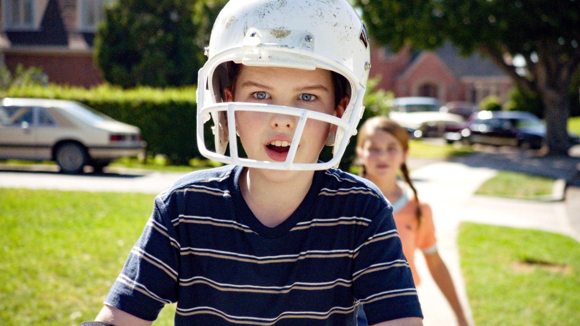 Young Sheldon Season 4 :Episode 3  Training Wheels and an Unleashed Chicken