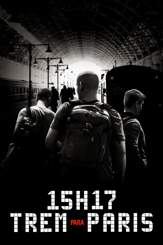 15h17 – Trem Para Paris Dublado
