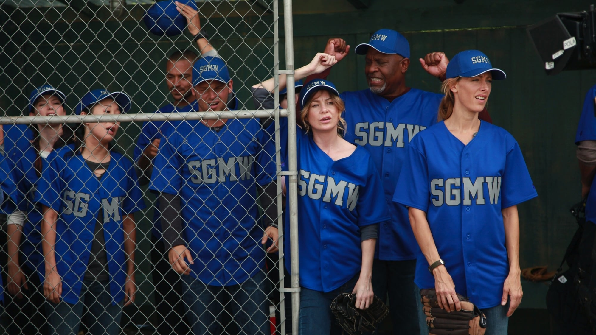 Grey's Anatomy Season 8 :Episode 7  Hoffnung