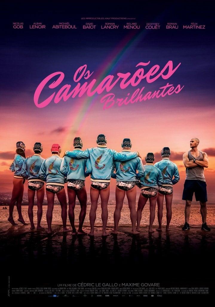 Os Camarões Brilhantes Legendado