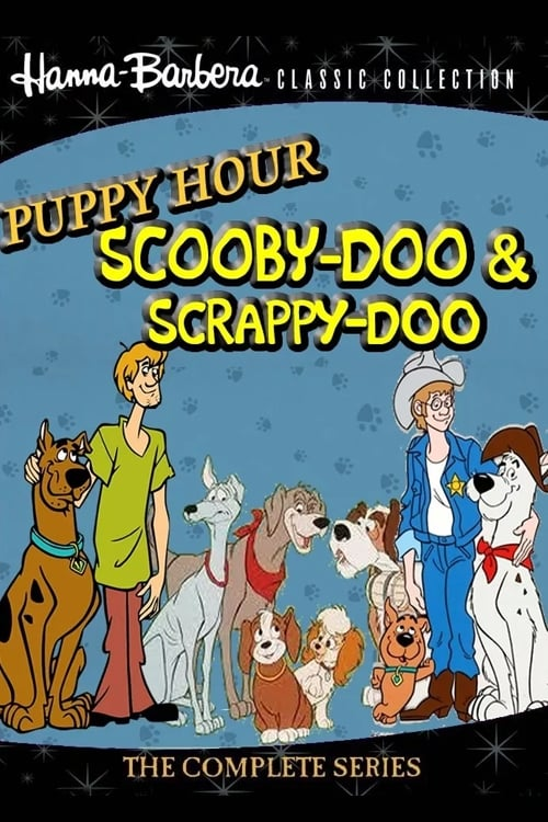The Scooby & Scrappy-Doo/Puppy Hour (1970)