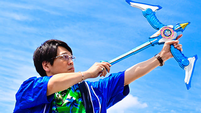 Super Sentai Season 44 :Episode 30  The Proud Super Warrior